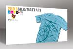 250gsm Silk/Matt Lightweight