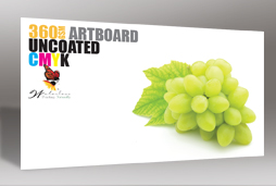360gsm Uncoated Artboard
