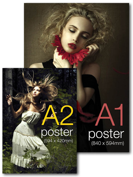 Posters Premium Gloss