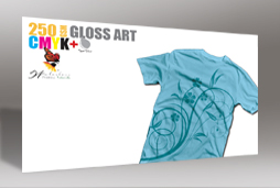250gsm Gloss Semi Card Brochures