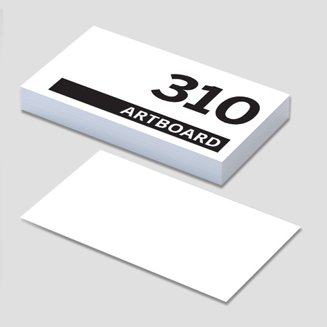 310gsm Business cards