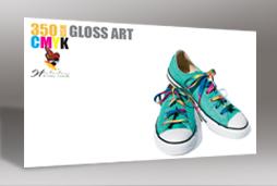 350gsm Gloss Artboard