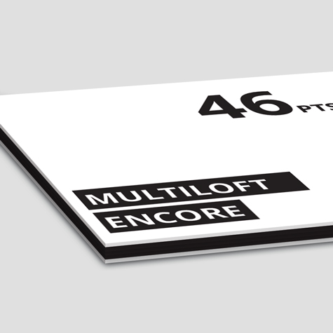 Multiloft Encore 750gsm 46Pts 1.2mm Layered Specialty Business Cards