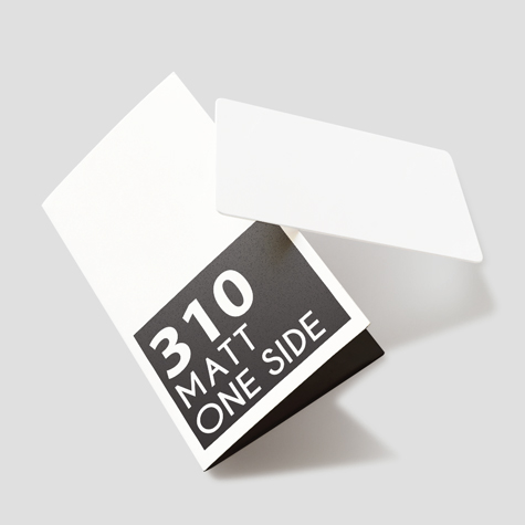 Multi Purpose Card Holders - Key Card Holders 310gsm Matt One Side