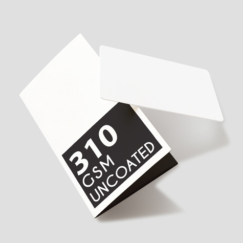 Multi Purpose Card Holders - Key Card Holders 310gsm Uncoated