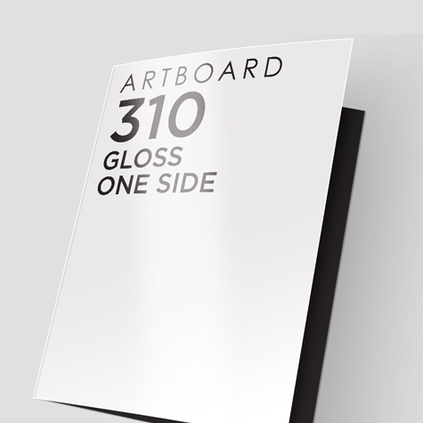Presentation Folders 310gsm with Gloss Cello One Side