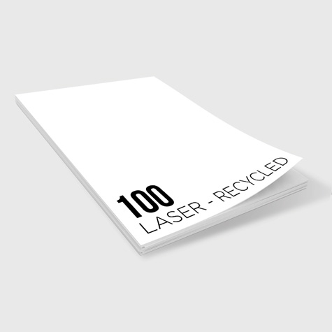 Notepads 100gsm Ecostar 100%  Recycled