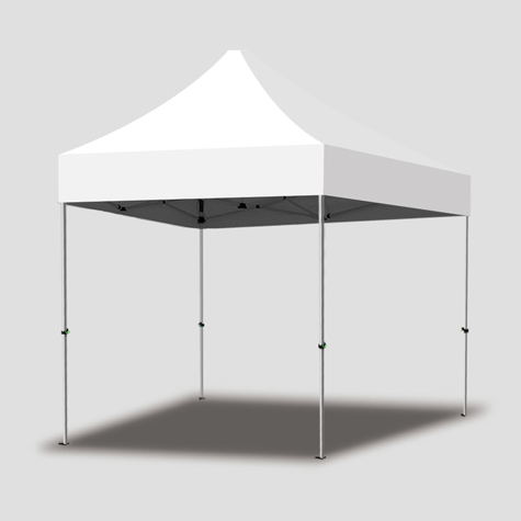 Marquee Frame or tent with Standard Unprinted Canopy