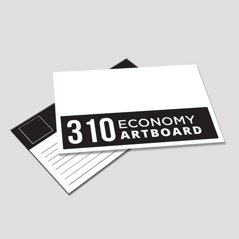 310gsm Postcards custom printed