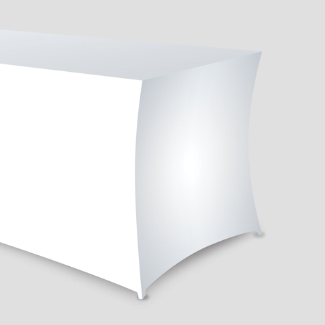 Stretch Custom Printed Table Covers and Throws Fabric