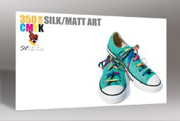 350gsm Silk Matt Business Cards