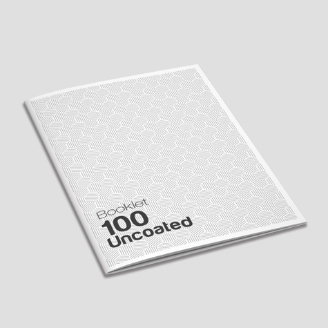 Booklets 100gsm uncoated Saddle Stapled Sunshine Coast