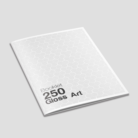 Booklets 250gsm Gloss Artboard Saddle Stapled Sunshine Coast