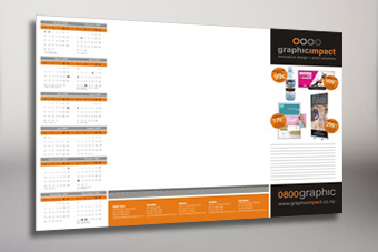 Desk Pads 100gsm Ecostar 100% Recycled