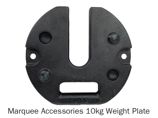 Marquee Hardware Accessories  Weight Metal