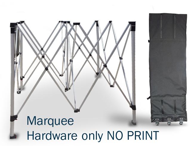 Marquee Replacement Frame with Deluxe Carry Bag