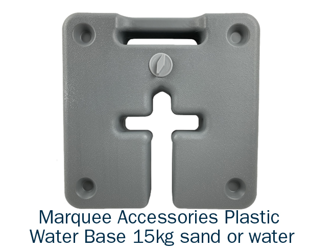 Marquee Hardware Accessories Water Weight