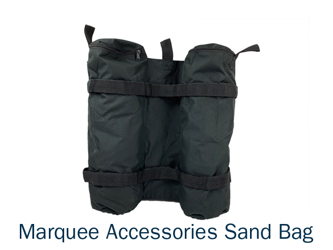 Marquee Hardware Accessories  Sand Bag