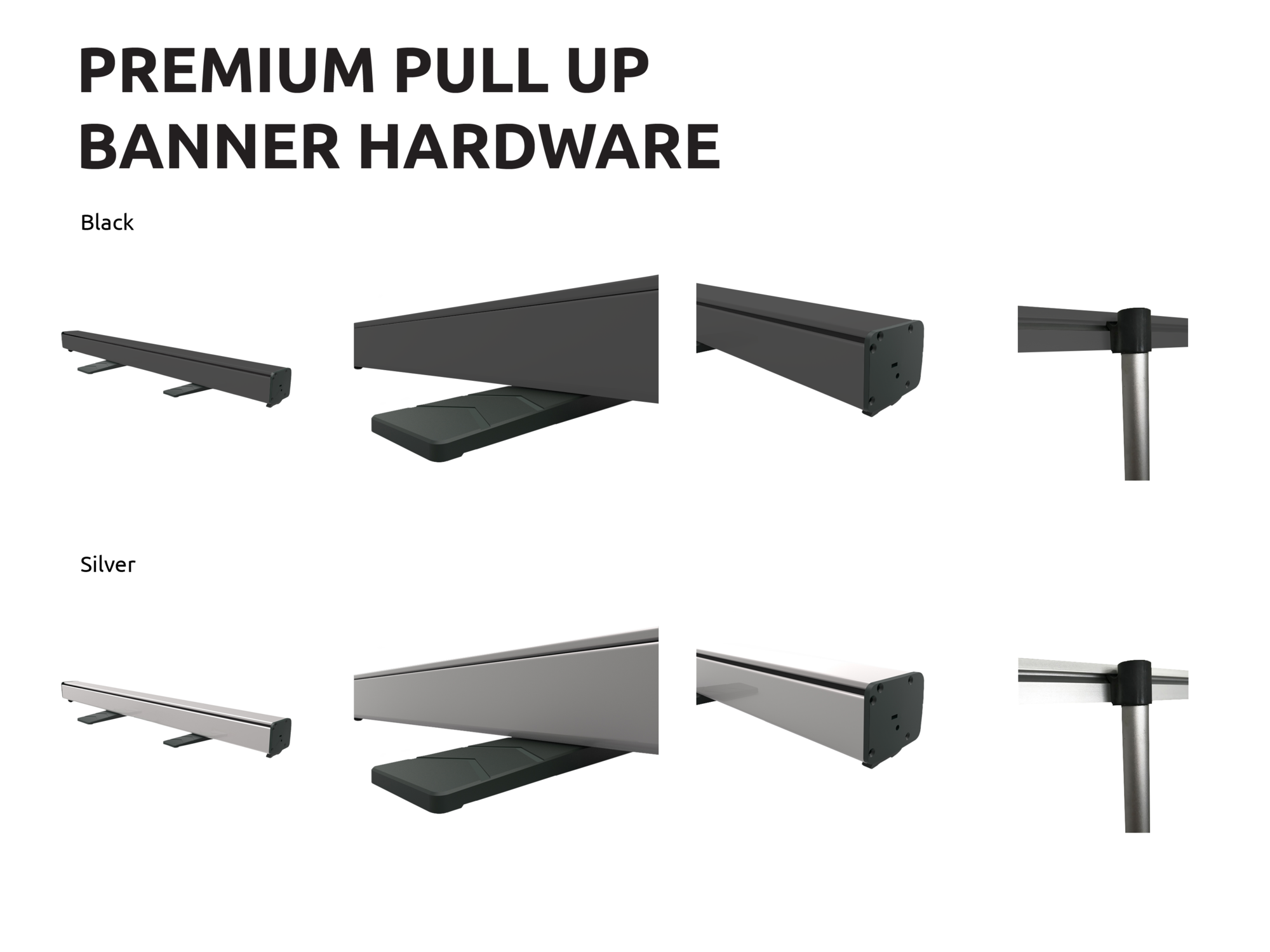 Premium Pull Up Banners Sunshine Coast Hardware