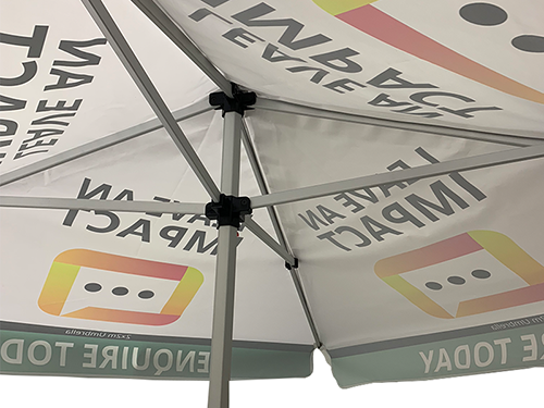 Replacement frame Market Umbrella